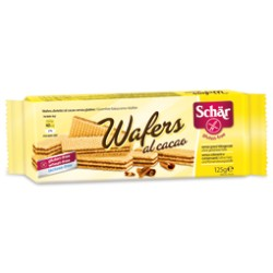 Wafers al Cacao
